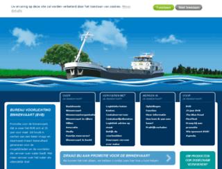 inlandshipping.com screenshot