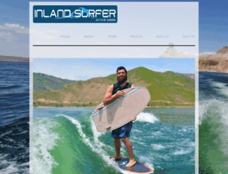 inlandsurfer.com screenshot