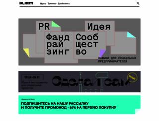 inliberty.ru screenshot