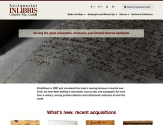 inlibris.com screenshot