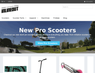 inlineout.com screenshot