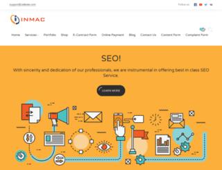 inmac.in screenshot
