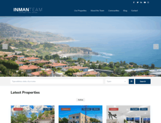 inmanteam.com screenshot