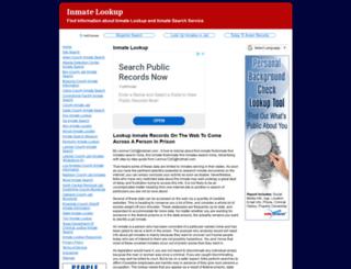 Jimspub Inmate Lookup at top accessify com
