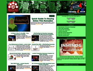 inminds.co.uk screenshot