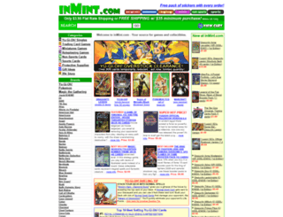 inmint.com screenshot