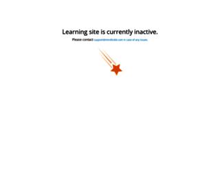 inmobi.mindtickle.com screenshot