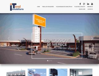 inmobiliaria.grupocarf.com.mx screenshot