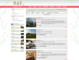 inmobiliariacai.com.ar screenshot