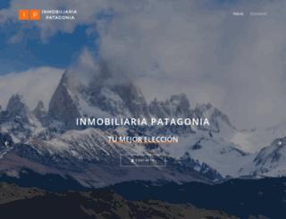 inmobiliariapatagonia.com screenshot