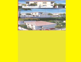 inmobiliariasantarita.com screenshot