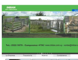 inmobiliariasdelacosta.com.uy screenshot