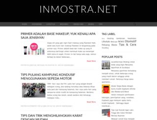 inmostra.net screenshot