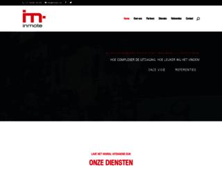 inmote.nl screenshot