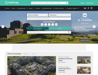 inmuebles.lavoz.com.ar screenshot