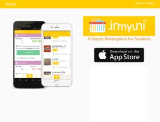 inmyuni.com screenshot