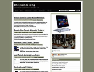 innakoe.blogspot.com screenshot
