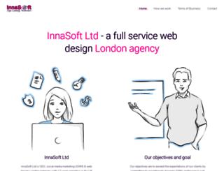 innasoft.com screenshot