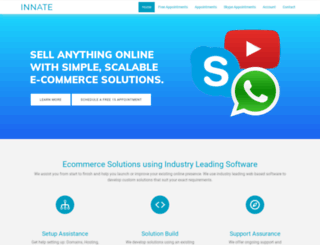 innate.co.za screenshot