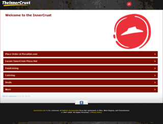 innercrust.com screenshot