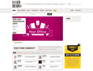 innerdesign.com screenshot