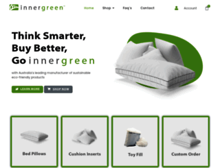 innergreen.com.au screenshot