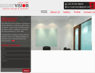 innervisionindia.com screenshot