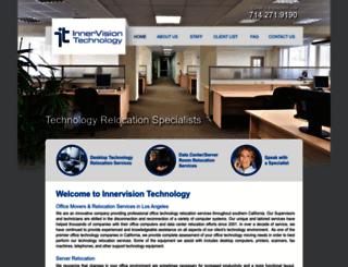 innervisiontech.net screenshot