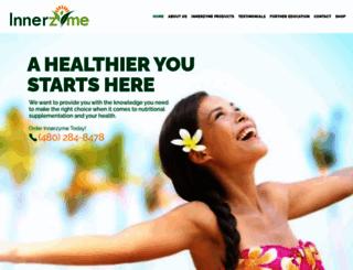 innerzyme.com screenshot