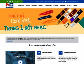 innguyengia.com.vn screenshot