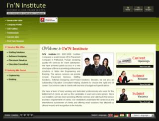inninstitutes.com screenshot
