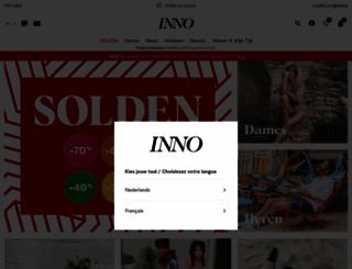 inno.be screenshot