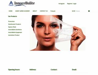 innocellulite.com screenshot