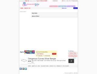 innocentbaby.com screenshot