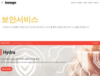 innogs.com screenshot