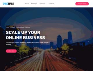 innomart.com screenshot