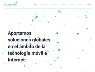 innopulse.es screenshot