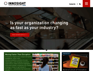 innosight.com screenshot