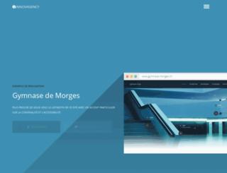 innovagency.ch screenshot