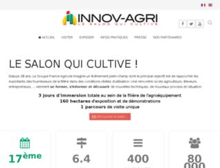 innovagri-gso.com screenshot