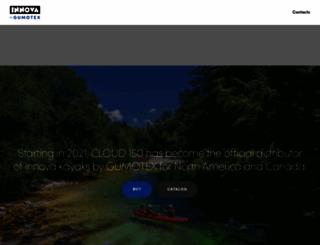innovakayak.com screenshot