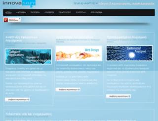 innovasoft.gr screenshot