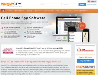 innovaspy.com screenshot
