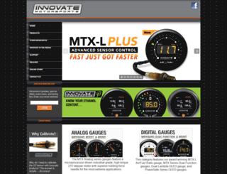innovatemotorsports.com screenshot