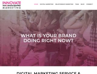 innovatesocialmedia.com screenshot