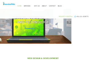 innovatesoftlabs.com screenshot