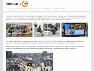 innovatie.tv screenshot