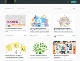 innovation.teachable.com screenshot