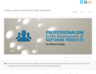 innovation.tss-yonder.com screenshot