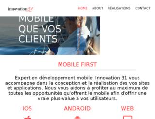 innovation31.com screenshot